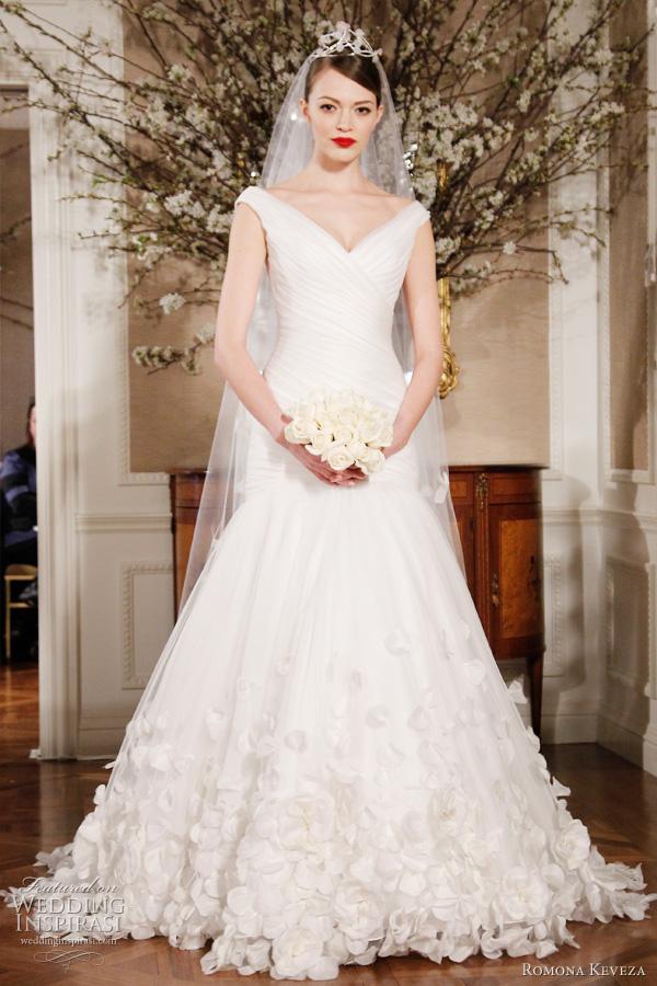 romona keveza 2012 bridal couture