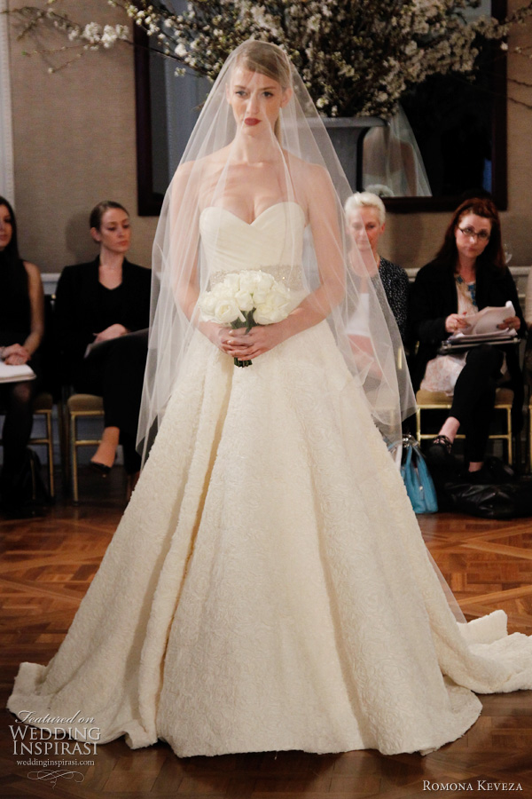 romona keveza wedding dresses 2012