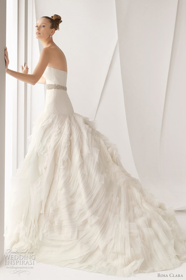 rosa clara 2012 alcantara wedding dress