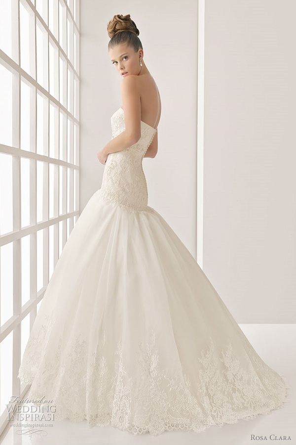rosa clara 2012 wedding dress lahis