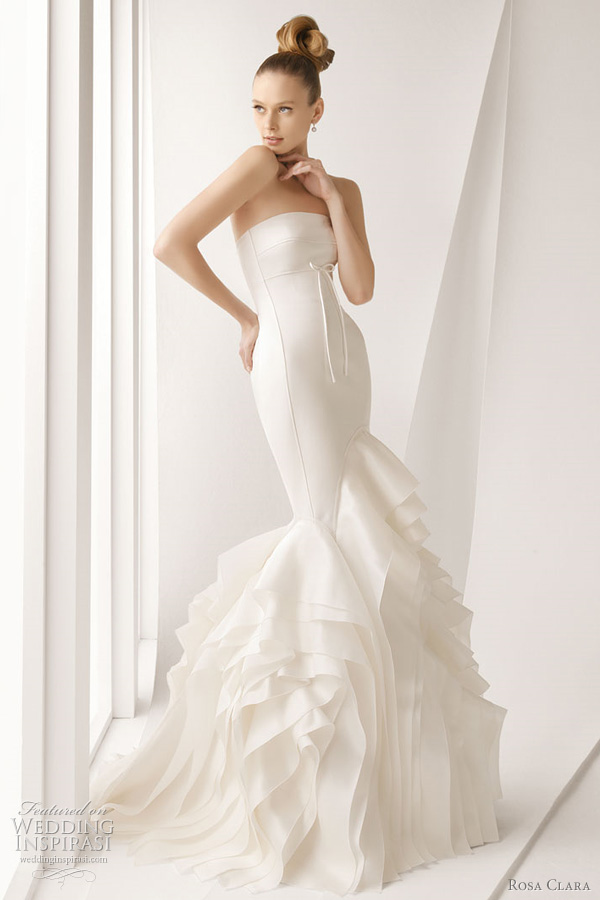 rosa clara 2012 wedding dresses agnes