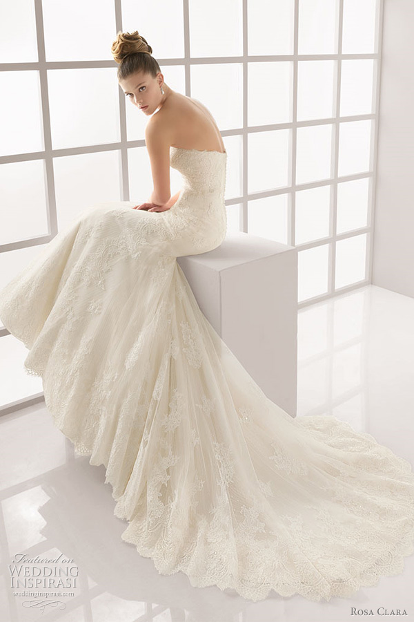 rosa clara wedding dress 2012 laia
