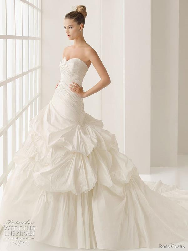 Rosa clara wedding dress ebay