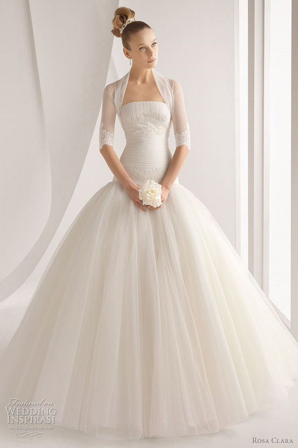 Rosa Clara 2012 Wedding Dresses — Color Bridal Gowns and More ...