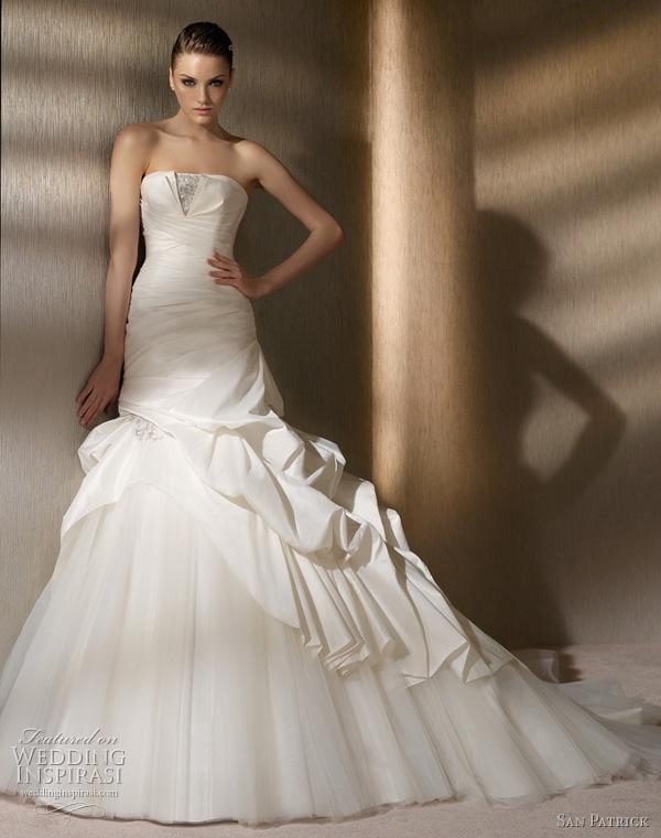San Patrick Wedding Dresses 2012 Advance Bridal Collection | Wedding ...