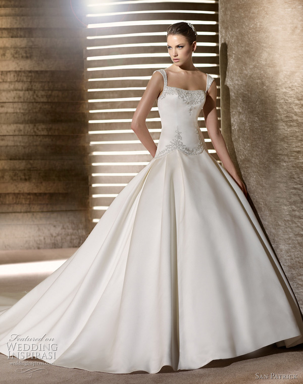 San Patrick'S Wedding Dresses 31