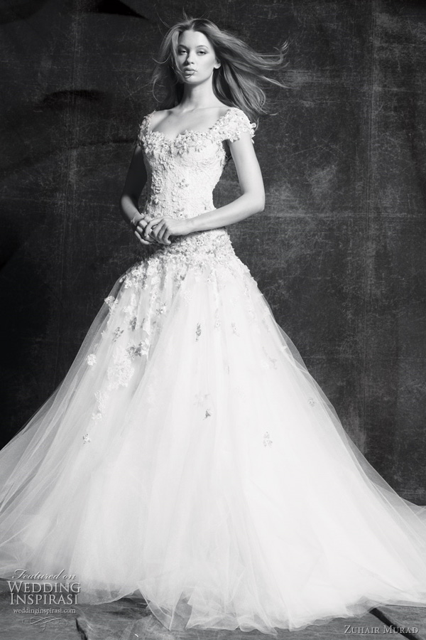 zuhair murad 2011 wedding dresses - rosa bridal gown