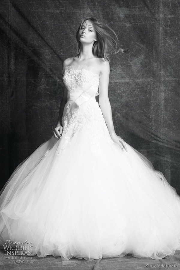 zuhair murad bridal gown - ylang ylang wedding dress