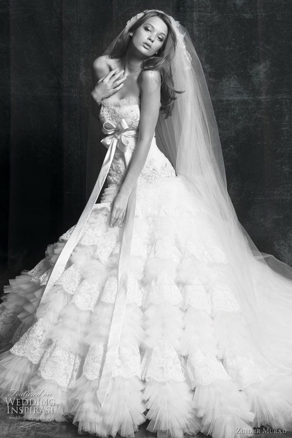 zuhair murad wedding dresses - magnolia bridal gown
