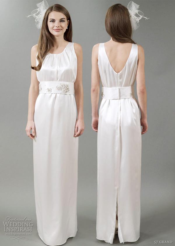 57 Grand Wedding Dresses Spring 2012 Wedding Inspirasi