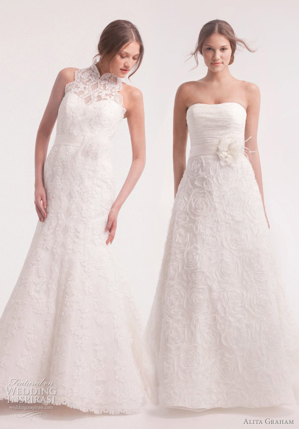 alita graham wedding dresses 2011 2012