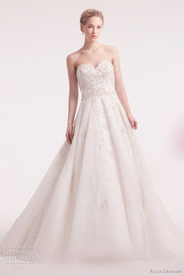 alita graham wedding dresses 2012