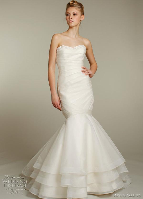 alvina valenta 2012 weddding dress