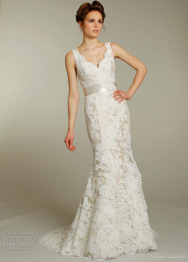 alvina valenta 2012 wedding dress style 9161
