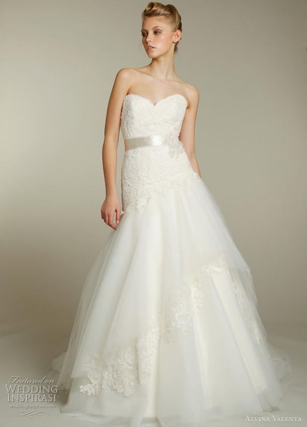 alvina valenta wedding dresses 2011-2012
