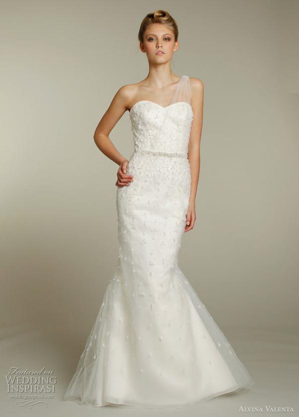 alvina valenta wedding dresses fall/winter 2011- 2012 bridal collection 9160