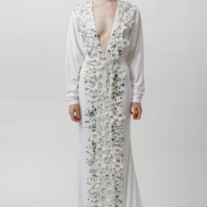 badgley mischka wedding dress 2012