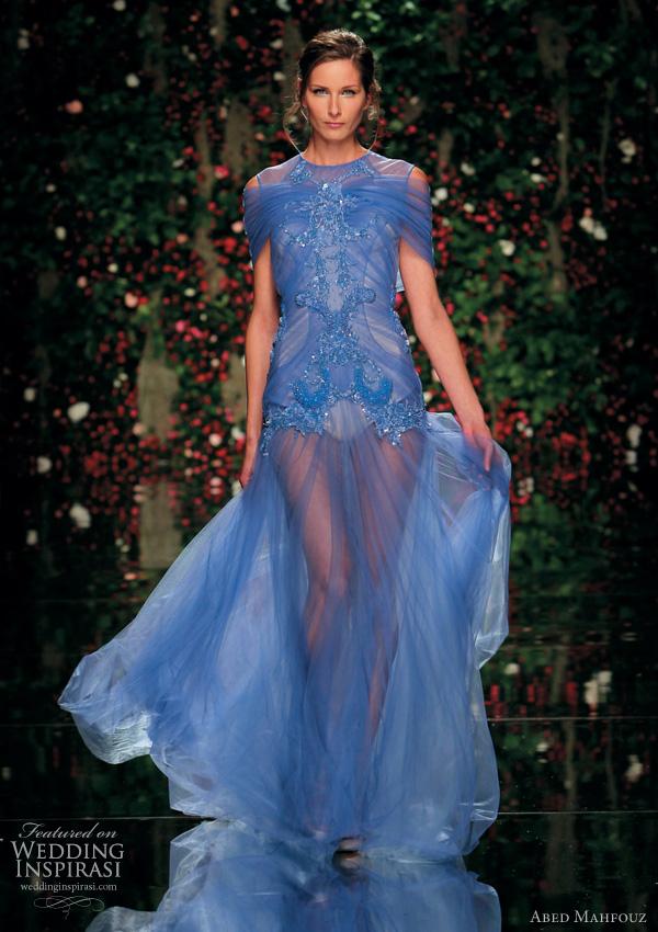 Abed Mahfouz Spring 2014 Couture Dresses Wedding Inspirasi