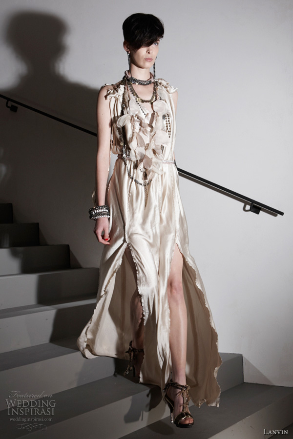 Lanvin Resort 2012 Dresses boho chic wedding