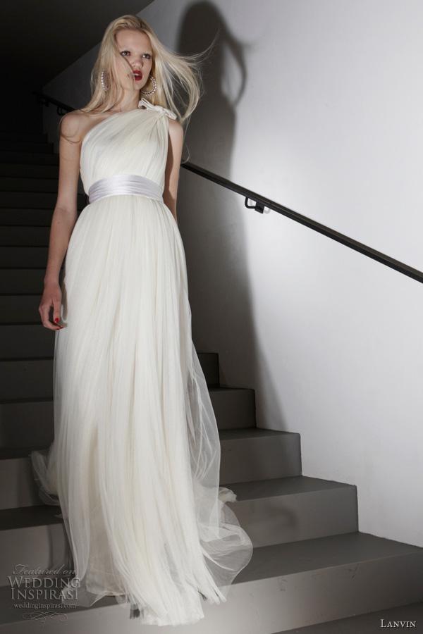 lanvin resort 2012 dresses wedding inspirasi