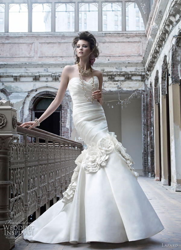 lazaro wedding dresses fall 2011 3164