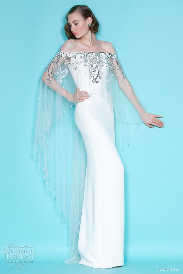 Marchesa Resort 2012 Collection | Wedding Inspirasi