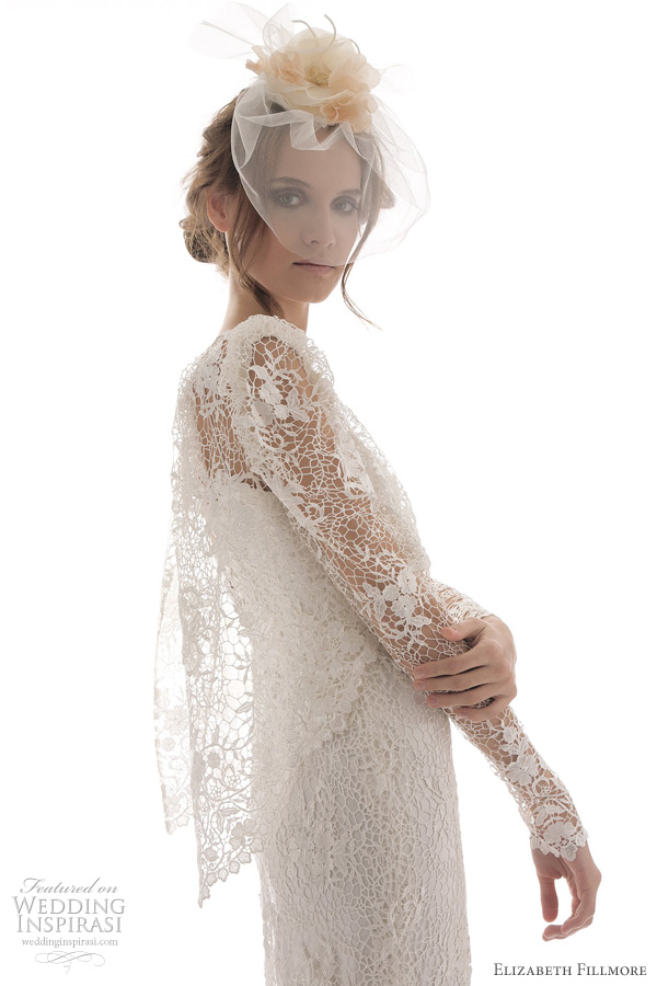milla wedding dress elizabeth fillmore spring 2012