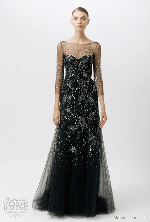 Monique Lhuillier Resort 2012 Dresses Wedding Inspirasi