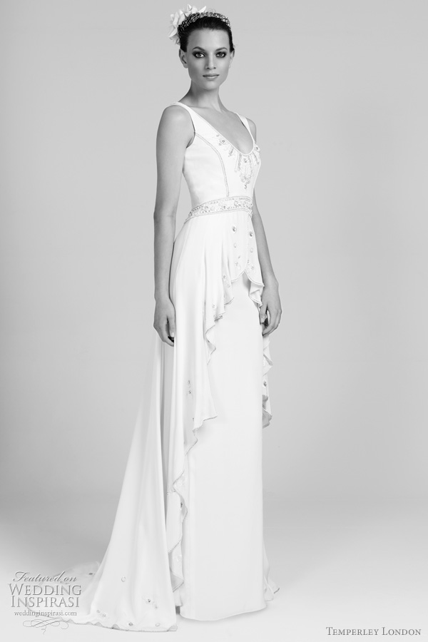 temperley london bridal 2011 2012 chamelia