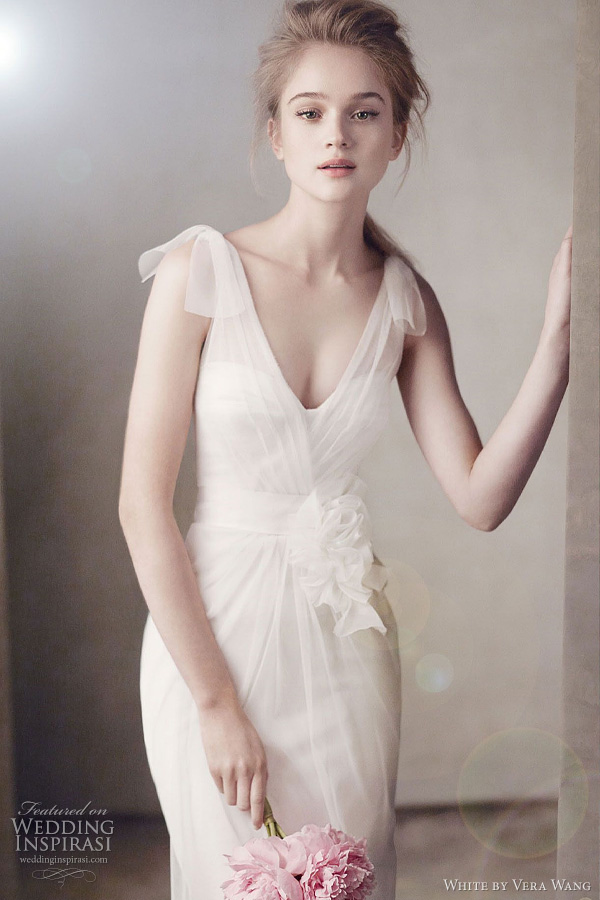White By Vera Wang Fall 2011 Wedding Dress