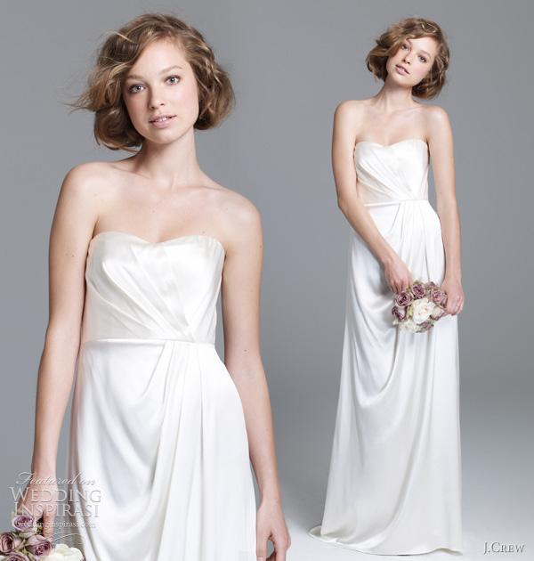 J crew wedding dress sale for J crew daphne wedding dress