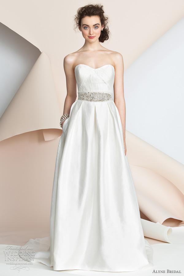 Alyne Bridal 2017 Wedding Gowns Aliyah