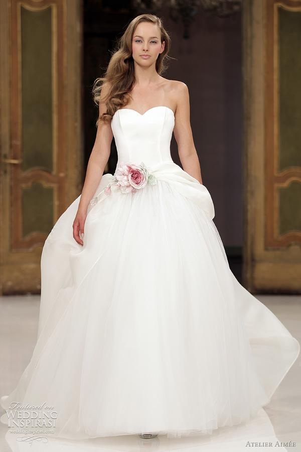Atelier Aimée Wedding Dresses 2012 Bridal