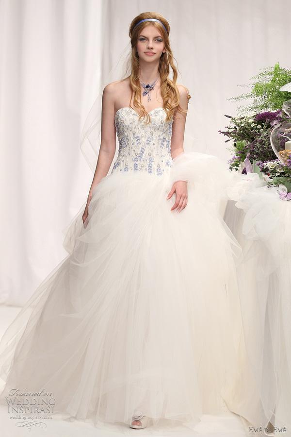 atelier aimee eme di eme 2012 - molfetta wedding dress