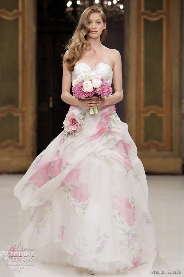 Atelier Aim 233 E Wedding Dresses 2012 Bridal Collection