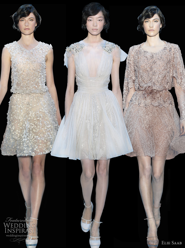 elie saab bridal dresses 2011 fall couture