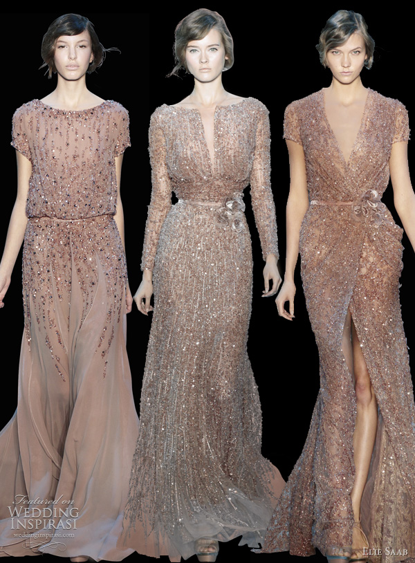 elie saab bridal fall 2011 couture
