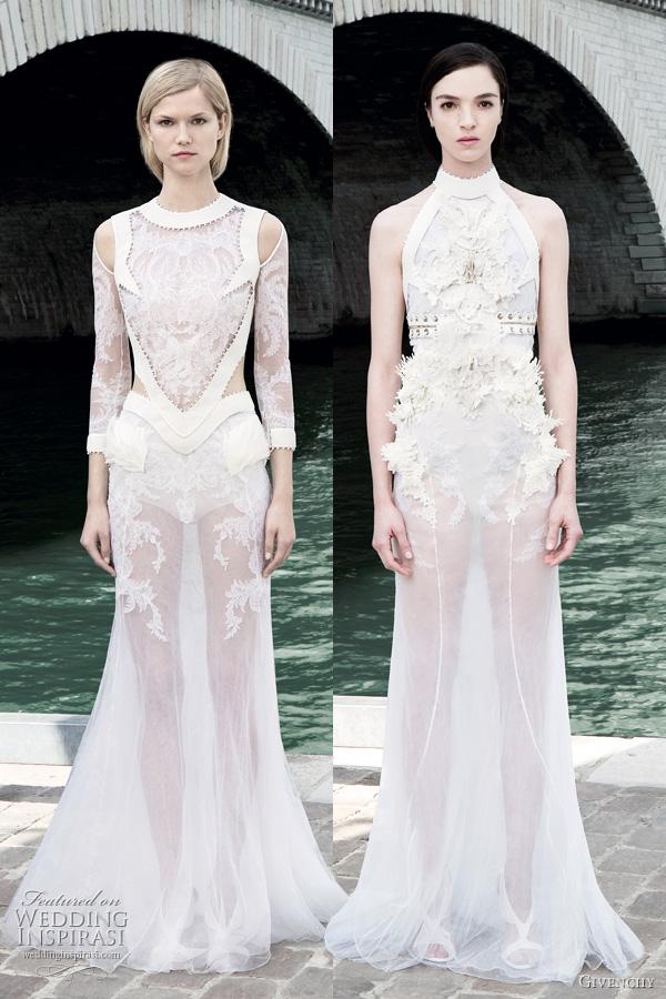 Givenchy Fall 2011 Couture Collection Wedding Inspirasi