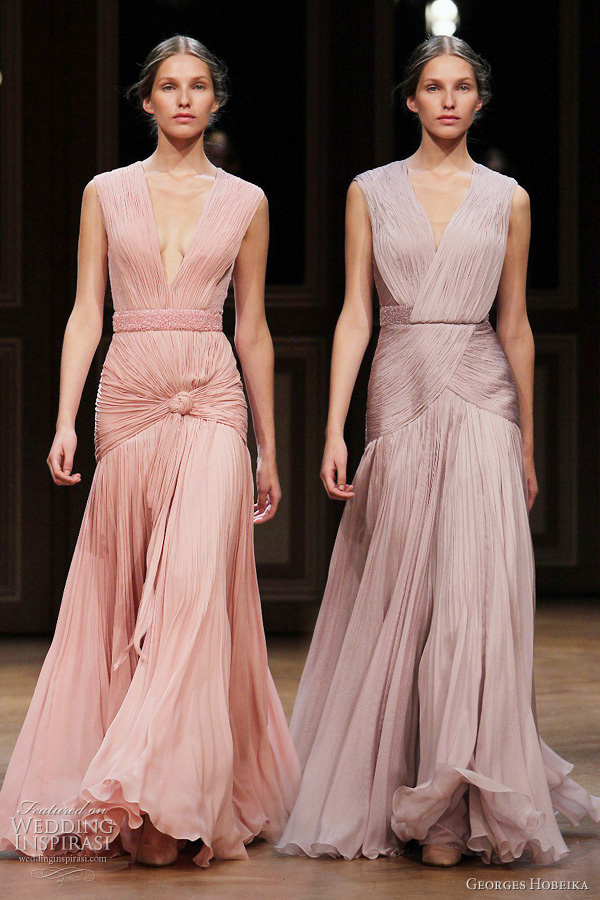 georges hobeika fall 2011 couture collection