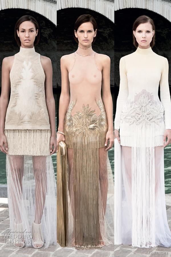 Givenchy Fall 2011 Couture Collection | Wedding Inspirasi