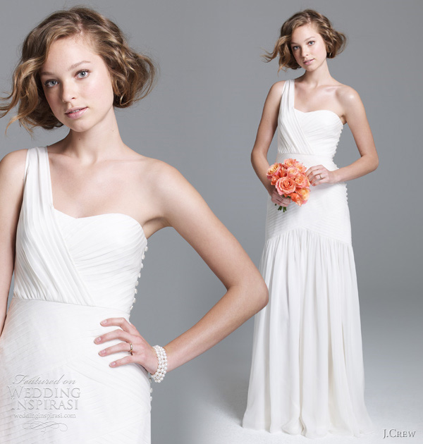 J.Crew Wedding Dresses — Fall 2011 Preview