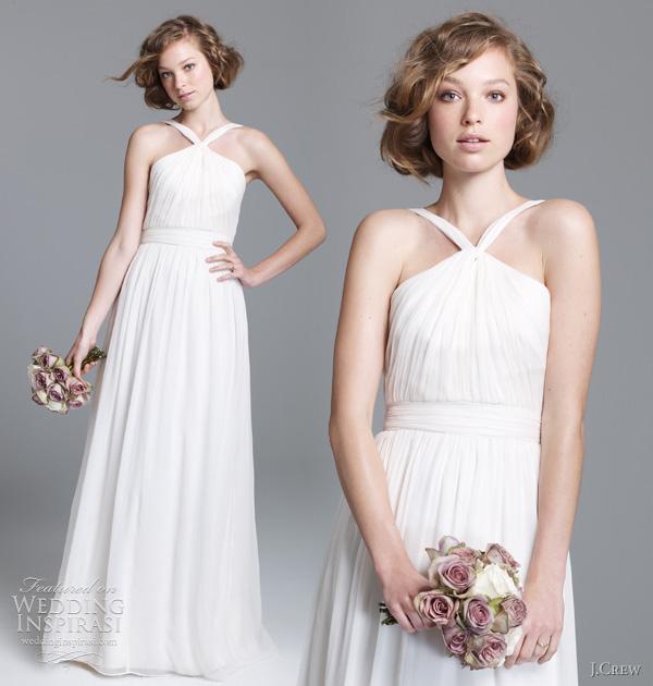 J crew wedding dresses 2011 for J crew short wedding dresses