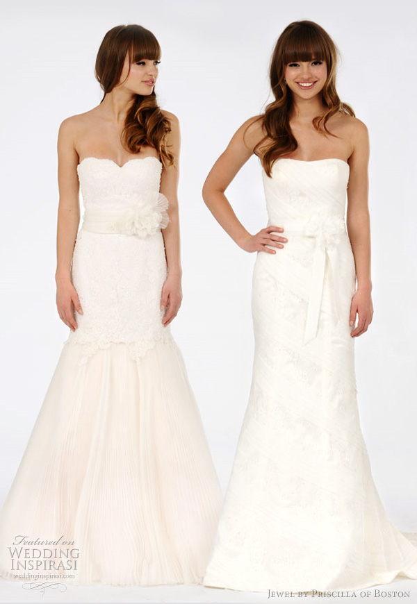 Jewel by Priscilla of Boston Spring 2012 Wedding Dresses | Wedding ...