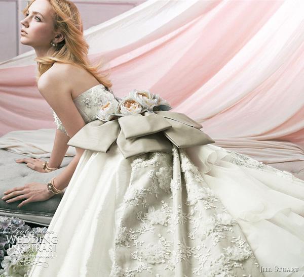 Jill Stuart Wedding Dresses 2011