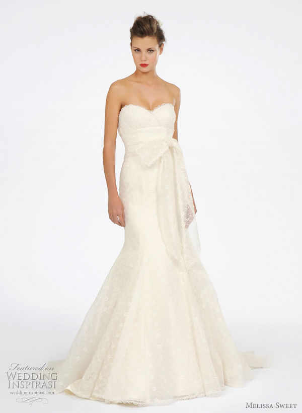 melissa sweet spring 2012 - Ali wedding dress