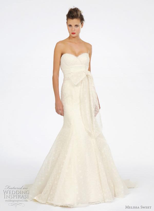 66498a5f9f melissa sweet spring 2012 - Ali wedding dress