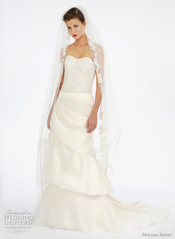 melissa sweet wedding dresses 2012 - Kasia gown