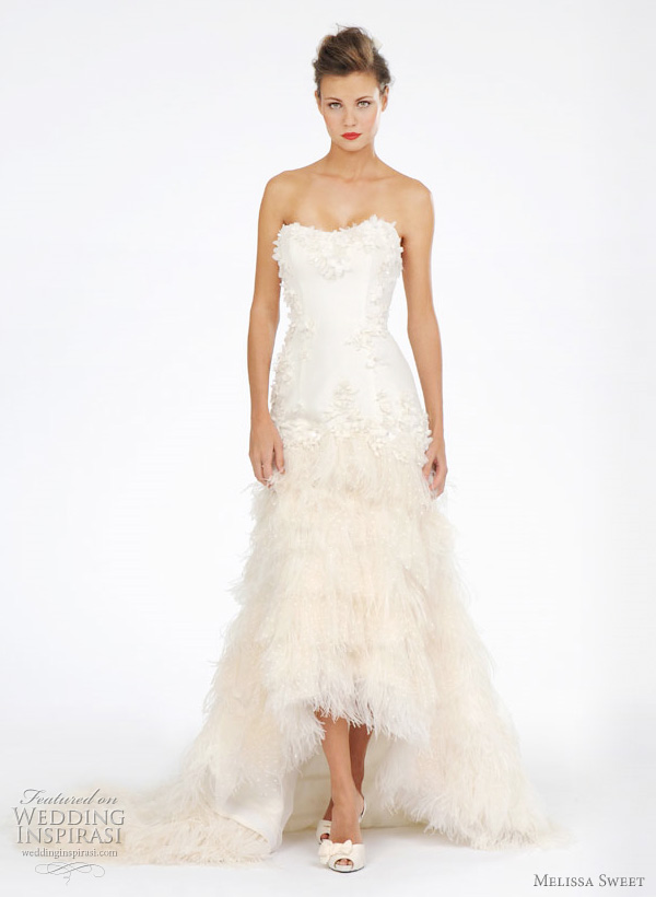 melissa sweet wedding dresses spring 2012 - Kiki Bridal gown