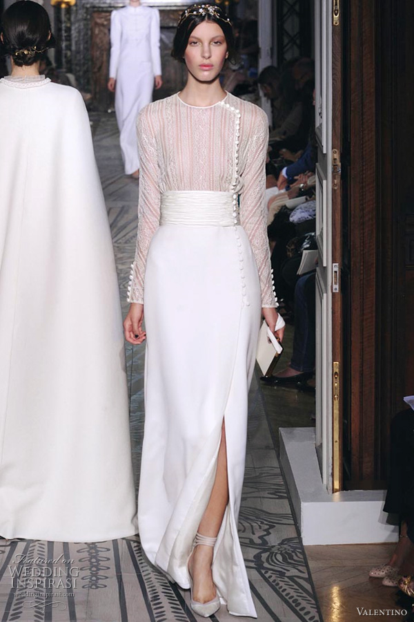valentino fall 2011 2012 collection