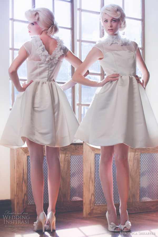 veronica sheaffer wedding dress fall 2011 - Tulipe